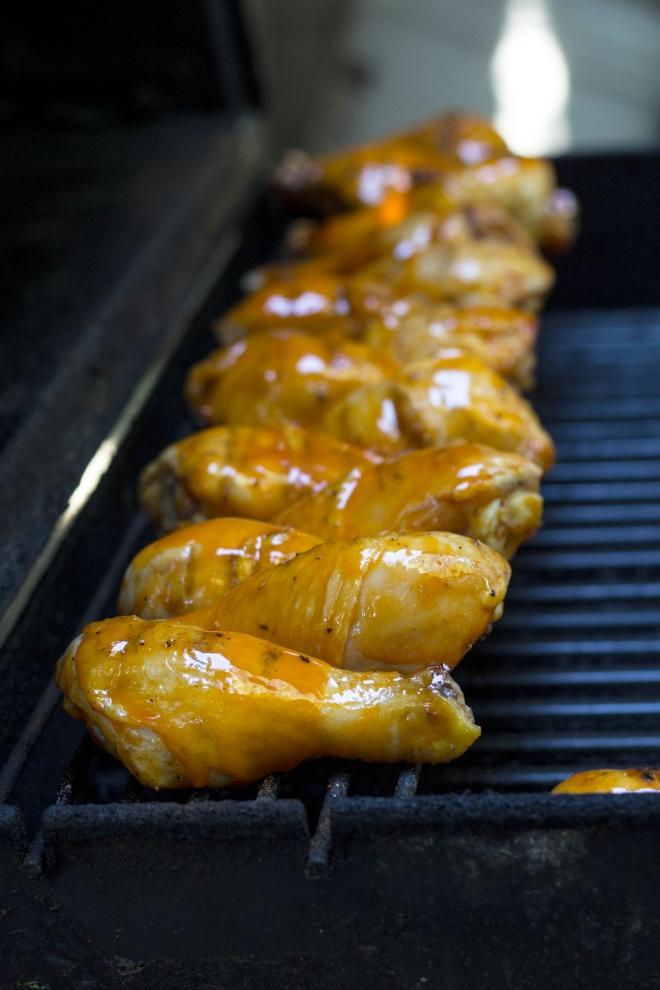 Buffalo Honey Chicken