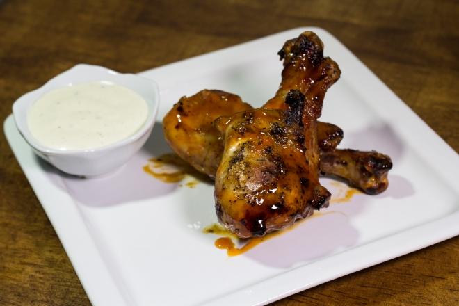 Buffalo Honey Chicken5