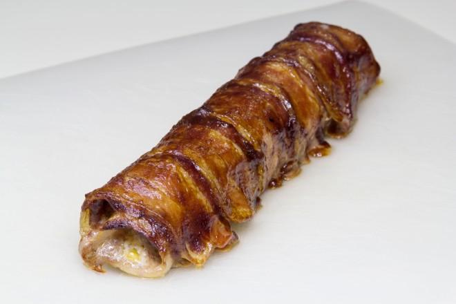 Bacon Sushi5