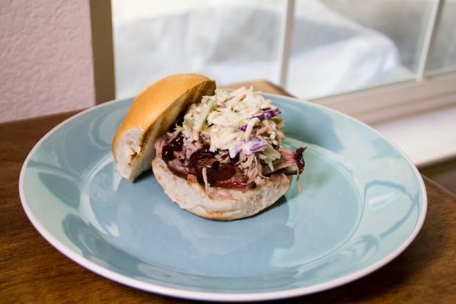 Pulled Pork Sandwich6