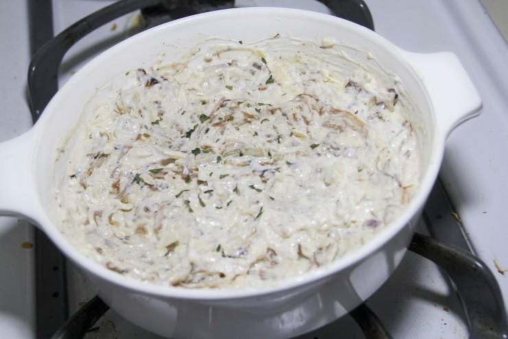 Onion Dip and Gruyere5