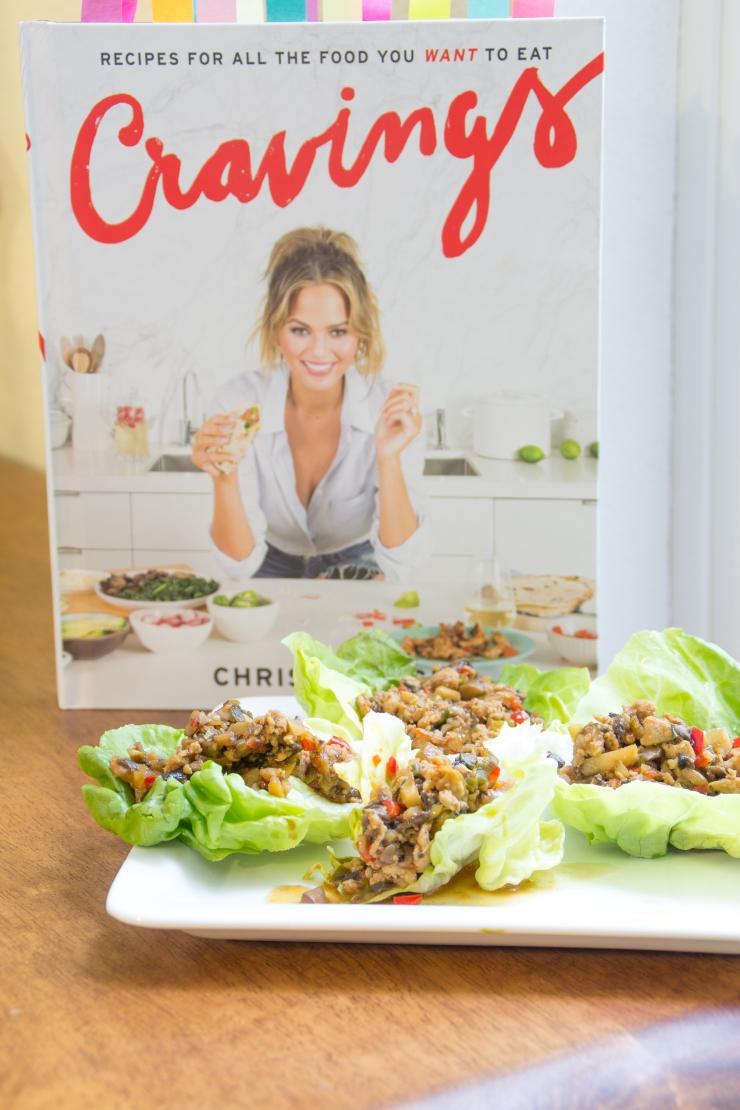 chicken lettus wraps-13