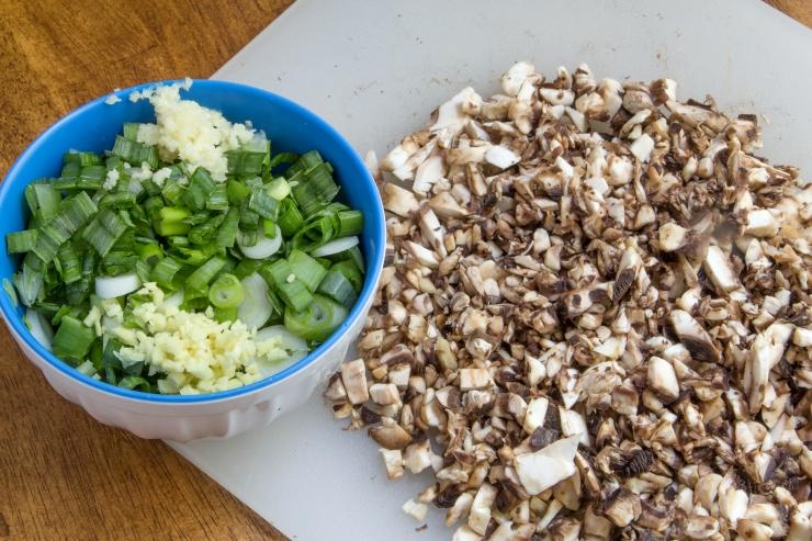 chicken lettus wraps-5