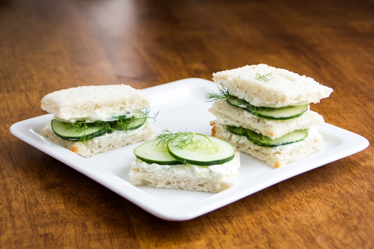 cucumber tea sandwich-11
