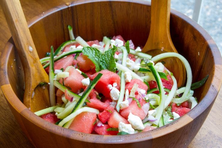 watermelon salad-6
